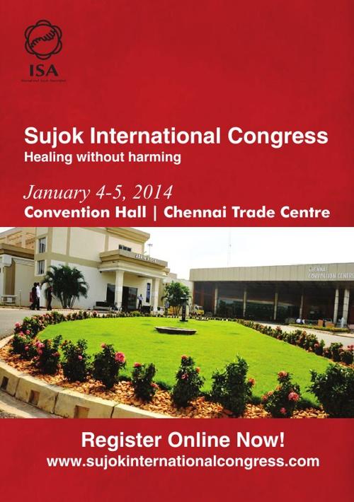 Sujok International Congress