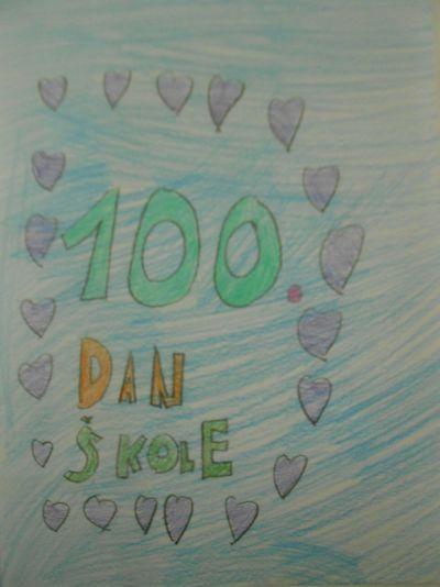 100. dan škole