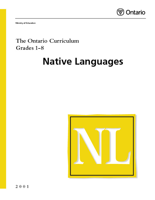 Native Languages