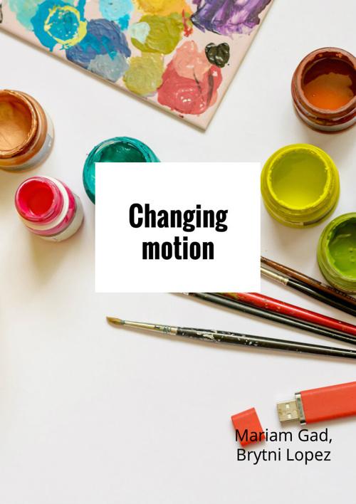 Mariam and brytni (changing motion)