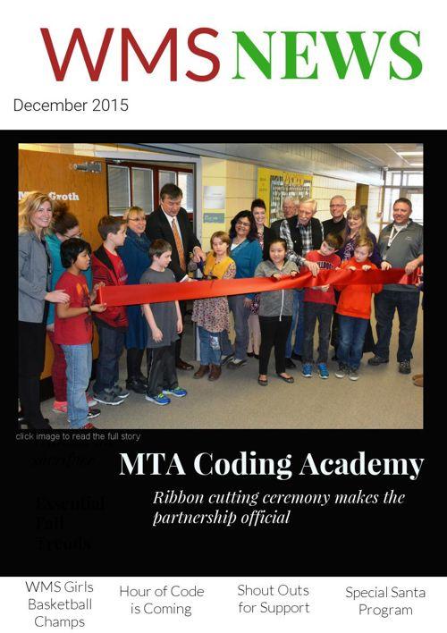 WMS News December 2015