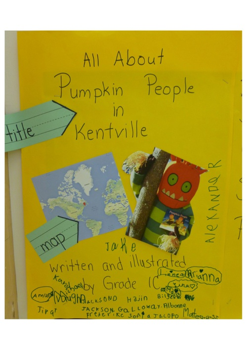 All About Pumpkin People in Kentville