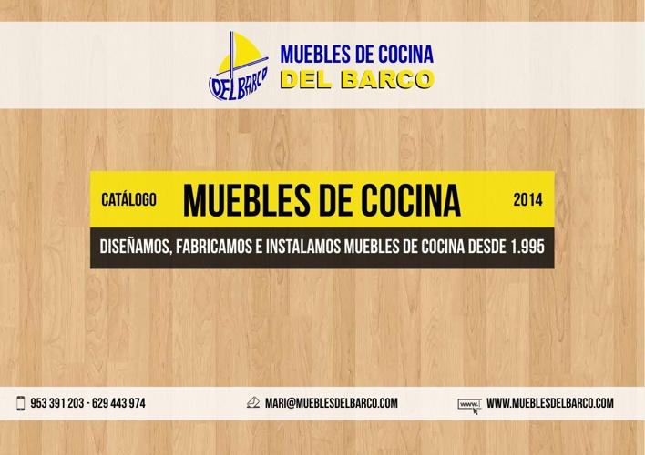 Catálogo Cocina 2014