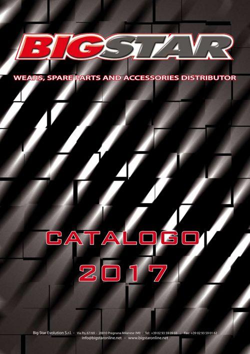 Catalogo Accessori Bigstar 2017