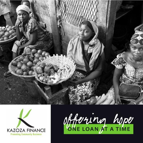 KAZOZA -- Community of Hope Flipbook