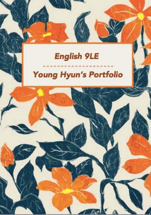 YoungHyun-Portfolio 2014