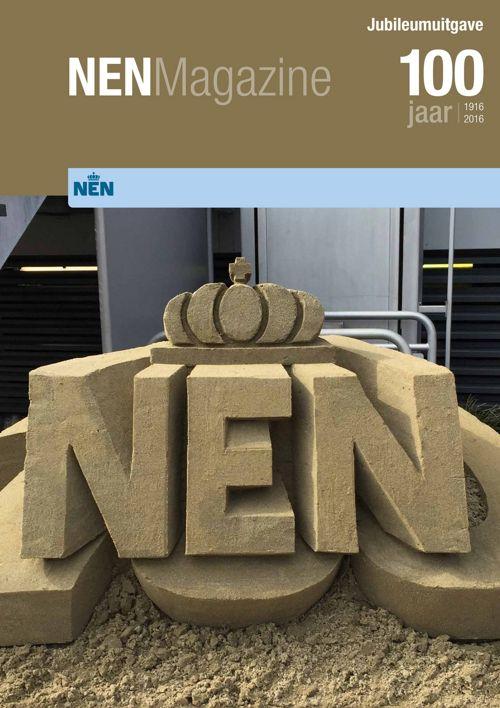 NEN Magazine jubileum 2016