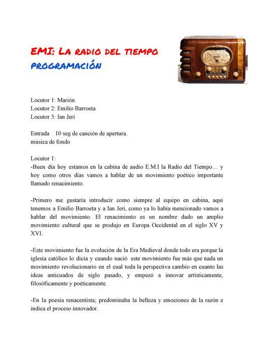 EMI_ La radio del tiempo (1)