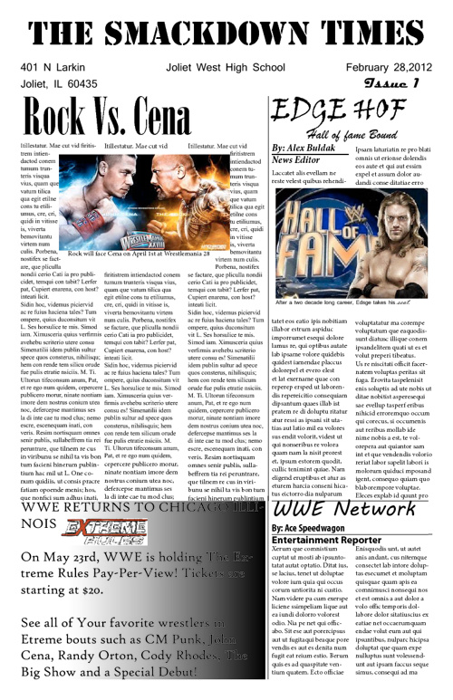 The Smackdown Times
