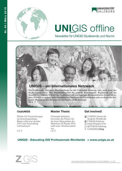 UNIGIS offline 01/2015