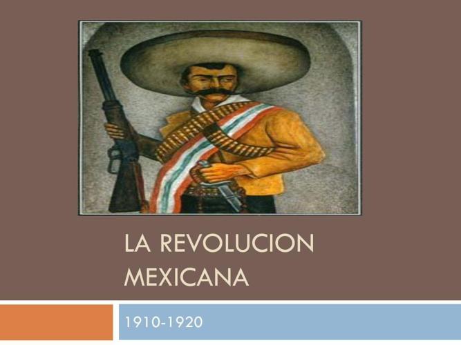 revolucion mexicana 123