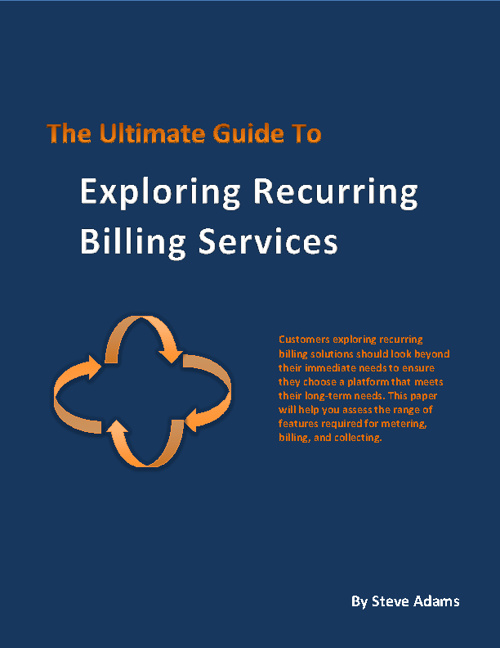 The Ultimate Guide to Recurring Billing