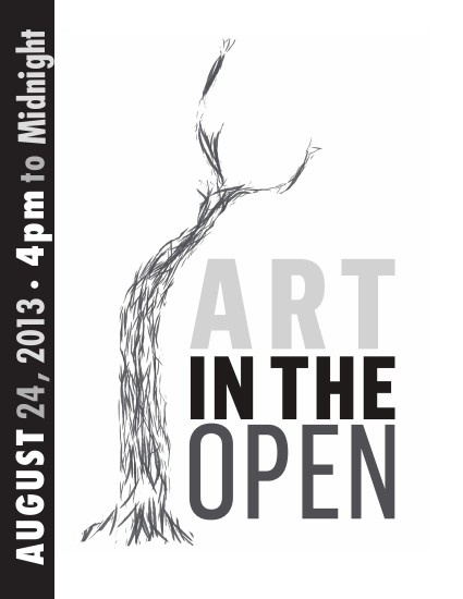 Art in the Open / art a Ciel Ouvert 2013