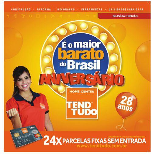 Aniversário TendTudo - Brasília