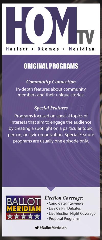 HOMTV Program Guide 2015