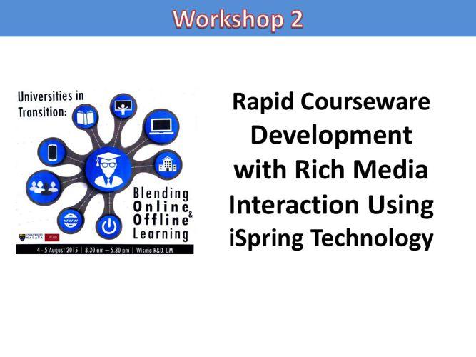 Rapid Courseware