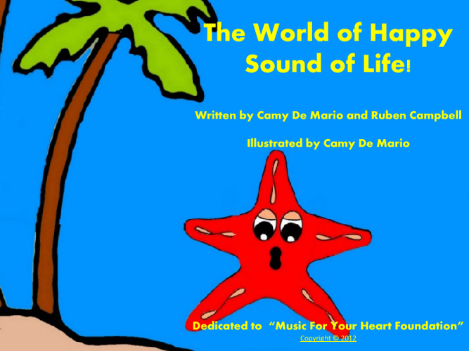 The World of Happy - Sound Of Life