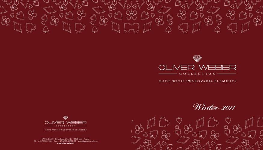 Oliver Weber - Winter 2011