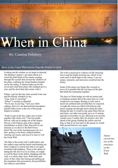 CataP18068_Travel Article Project