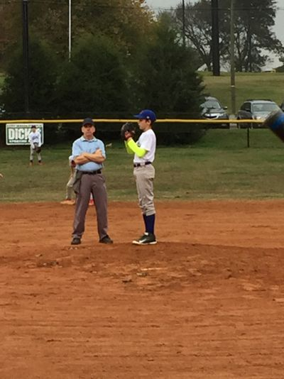 Max Pitching Fall 2015