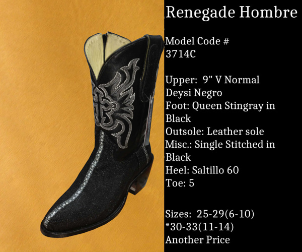 Renegade by Billy Boots Cowboy Boots