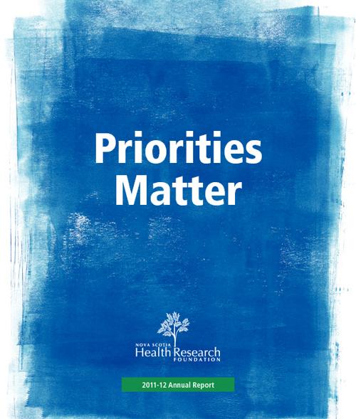 Priorities Matter