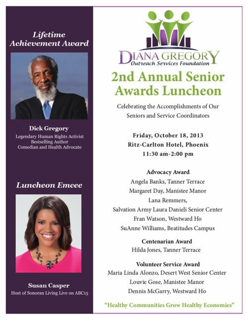 2013 Awards Luncheon Program Book