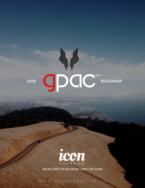 gpac roadmap 2018