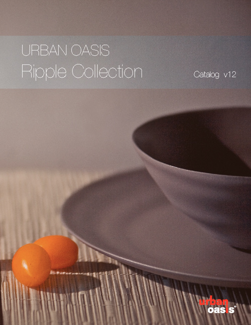 Urban Oasis Ripple Collection Catalog v12