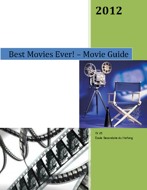 Movie Guide 25