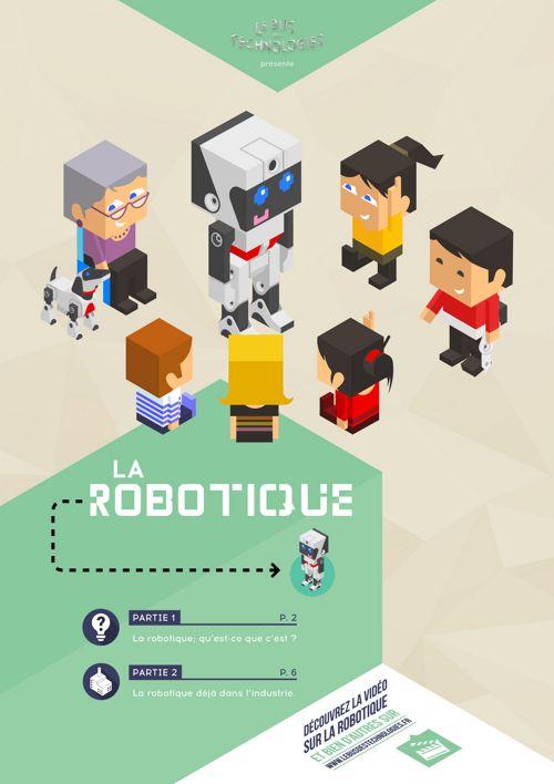 Livret : La robotique, qu'est-ce que c'est ?