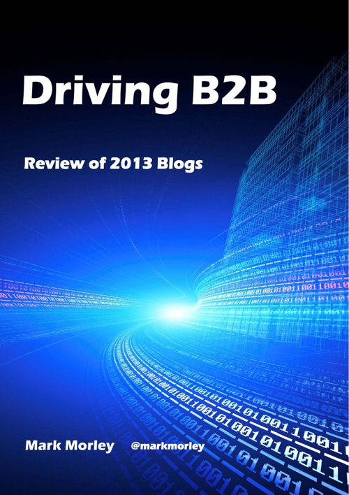 Driving B2B Review of 2013 Blogs