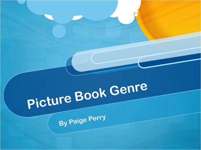 picturebookgenre