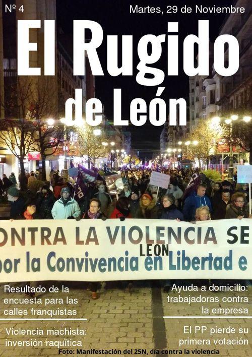 El Rugido de León 4