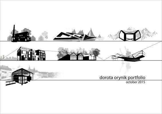 Dorota Orynik architect, designer, portfolio