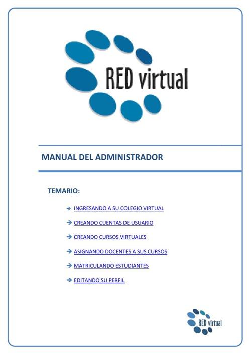 Manual del Administrador