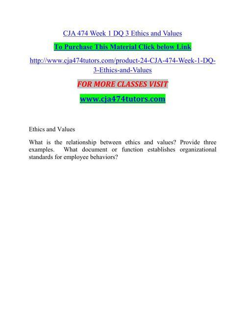 CJA 474 TUTORS Real Education/cja474tutors.com