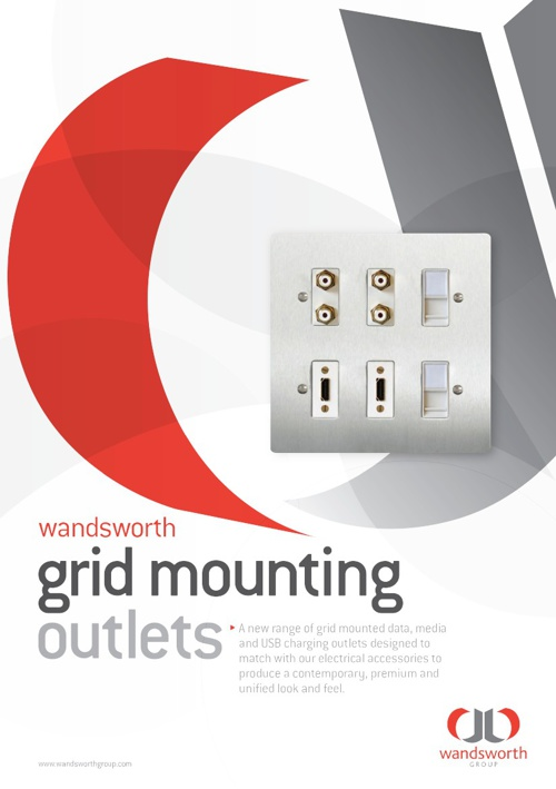 Grid Mounting Outlets