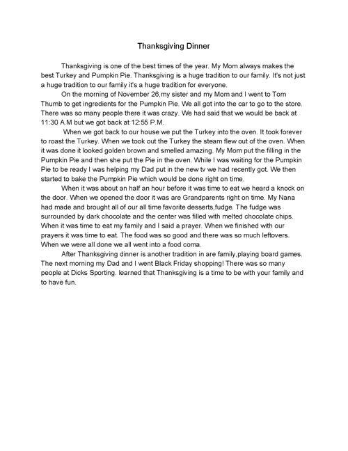 Middle School Diaries: Logan Hazlewood Writing Portfolio