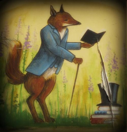 Slightly Foxed Bookshop