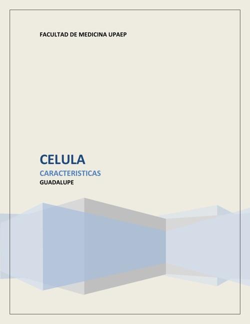Copy (2) of CELULA