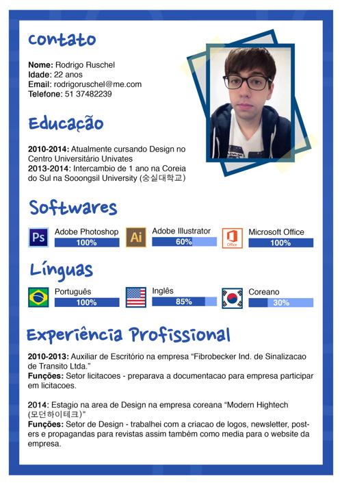 Portfolio de Rodrigo