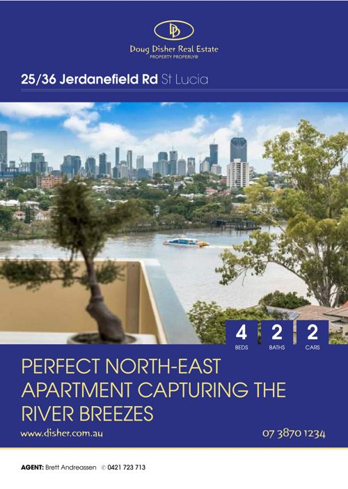 25-36 Jerdanefield Rd