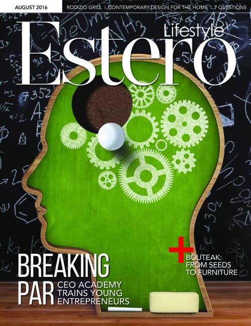 Estero Magazine August 2016