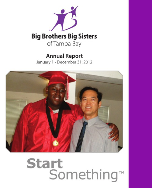 Big Brothers Big Sisters- Annual Report 2012