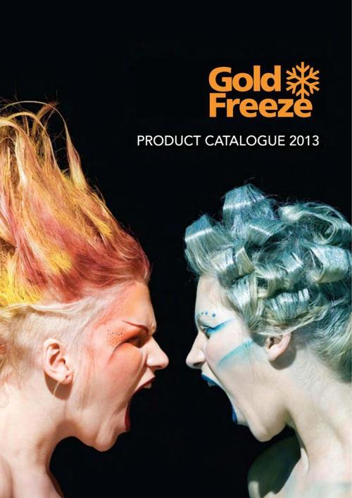 Goldfreeze Product Catalogue 2013