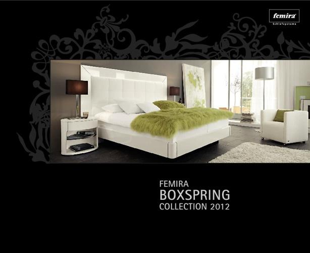 femira Boxspring 2012 - DE