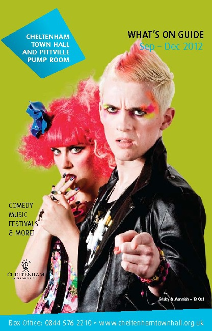 September - December 2012 Brochure