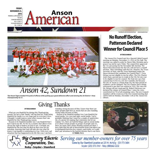 Copy of Anson - Vol 8 Issue 15