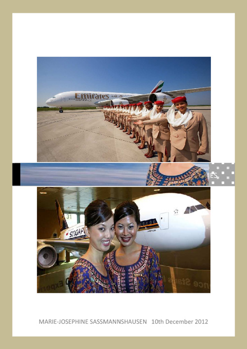Emirates Airlines vs. Singapore Airlines